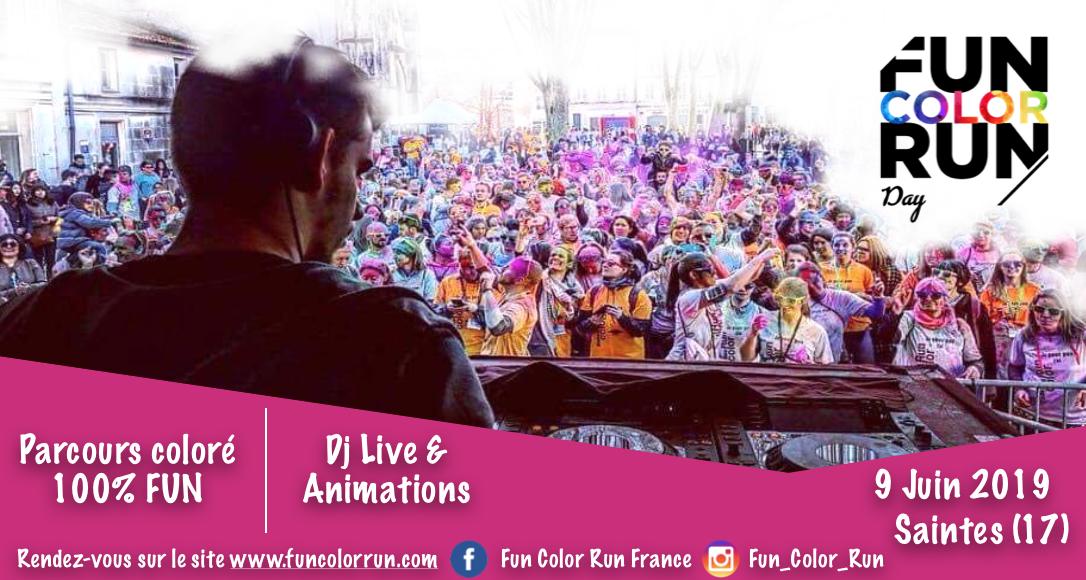 Fun color day – Saintes