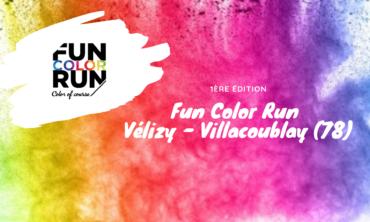FunColor Run – Vélizy Villacoublay ( 78 )